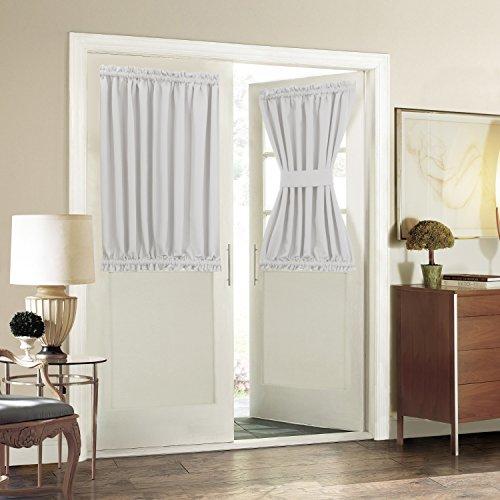 Window Curtains Patio Door Amazoncom