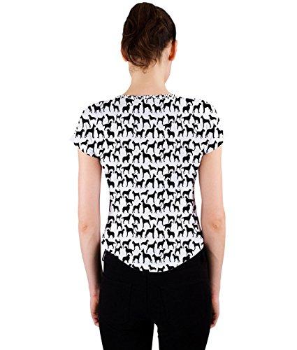 CowCow - Camiseta sin mangas - para mujer blanco