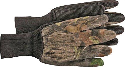 Glove Jersey Oak Camo Large
