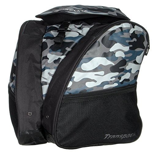 (Transpack XT1 Ski/Snowboard Boot and Gear Bag Backpack 2017 (Dark Camo))