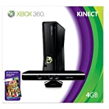 Xbox 360 4GB with Kinect - 4GB with Kinect Edition