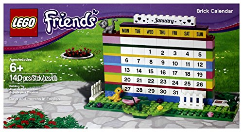 LEGO Friends Brick Calendar ()