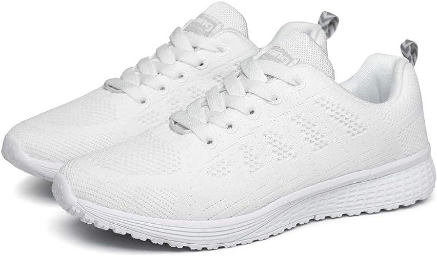 AIRAVATA SHLHA081 - Zapatillas de Running de Caucho para ...