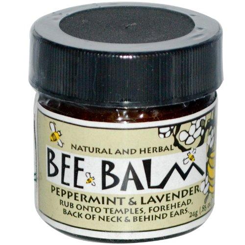 Black Hills Honey Farm, Bee Balm, Peppermint & Lavender, 0.85 oz (24 g) (Headache Cream compare prices)