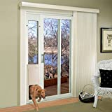 Power Pet Fully Automatic Pet Door for Sliding