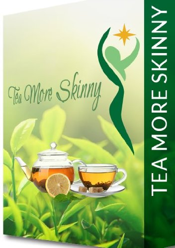 Tea More Skinny-Belly Fat Slimming Tea – Detox- Colon Cleanse- Weight Loss Teatox
