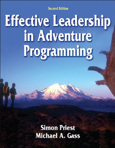 Effective Leadership In Adventure Prog.
