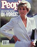 People Magazine - March 11 1996: DI-Vorce - Princess Diana s Divorce Begins, Halle Berry, Jackie Chan