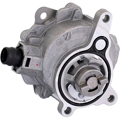 Pierburg Vacuum Pump Rotary Vane Pump For Rotaring Drive Straight With Gasket Mechanical Petrol #7.24807.65.0#OEM 31370519 For FORD 5 148 233, Bb5Z-2A451-B ()