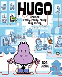 Hugo and the Really, Really, Really Long String (Picture Book)