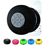 Tiny Deal BTS-06 Mini Waterproof Bluetooth Speaker (Color May Vary)