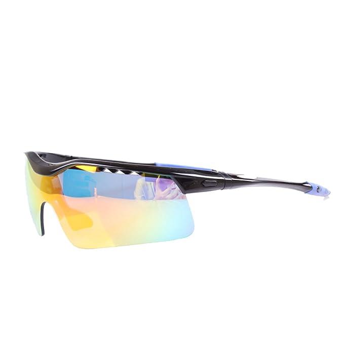 Gafas De Sol Deportivas Polarizadas Para Hombres Y Mujeres Protección UV400 Gafas Deportivas Para Ciclismo Equitación
