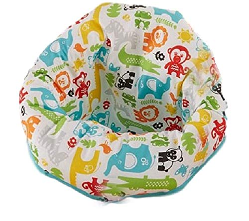 Fisher Price JUMPEROO Replacement Parts SEAT PAD/Chair Cushion/Cover (FFJ00 Animal Activity)