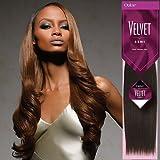 OUTRE Velvet Yaki Remi Human Hair Weave 10S' - 2