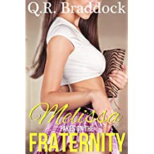Melissa Takes On The Fraternity (Multiples Gang First Time Erotica)
