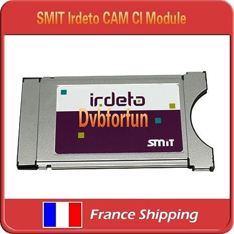Smit Irdeto MPEG4 HD CAM CI Module Greek Nova/SCT/Canal Digital for