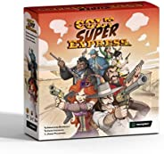 Jogo de Tabuleiro Colt Super Express, Meeple BR
