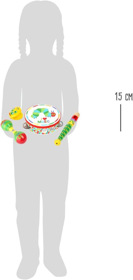 /Music Set Kids Preferred The Very Hungry Caterpillar 10395/