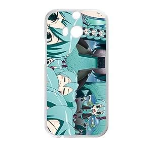 Cute Cartoon Minions Phone Case for HTC One M8