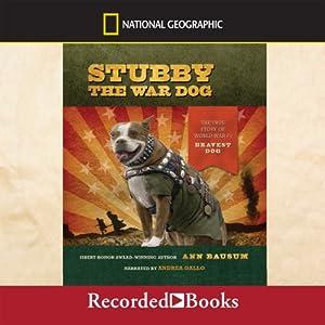 Stubby the War Dog Audiobook