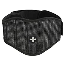 Harbinger 22330 7.5-Inch Firm Fit Contour Lifting Belt, Large