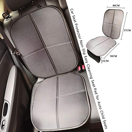 Blossomer Car Seat Protector Non-Slip Easy Cleaning Seat Pad for Auto Child Seats typical: