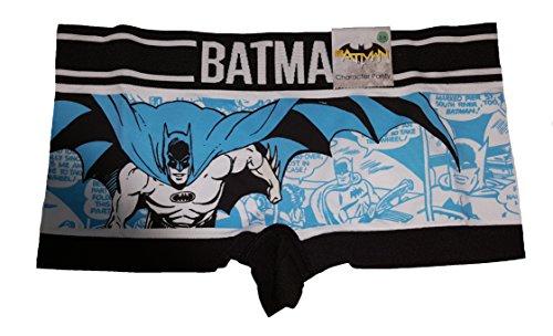 DC Comics Batman Comic Boyshort Panties - X-Large