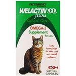 Nutramax Welactin Feline Soft Gel Caps - 60 Count 8