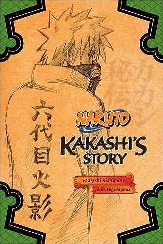 Amazon Com Naruto Kakashi S Story 9781421584409 Akira
