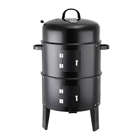 Amazon.com: Parrilla 3 en 1 para barbacoa, barbacoa ...