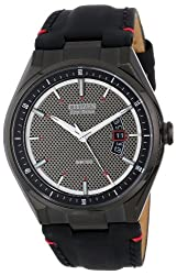 Citizen Men's Drive from Citizen Eco-Drive CTO 2.0 Black Ion Plated Watch