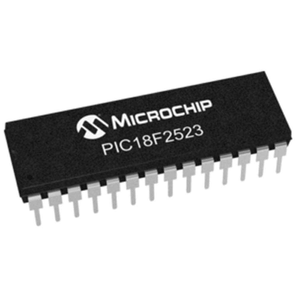 MCU; 8-Bit; CMOS; 28-Pin; 32KB Flash; 1536 RAM; 25 I/O; nanoWatt, Pack of 10