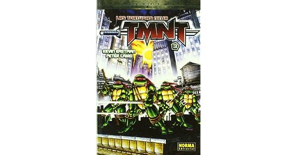 Amazon.com: Las tortugas ninja TMNT 3/ Teenage Mutant Ninja ...