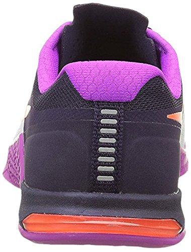 Nike Gymnastics Metcon pr Shoes hypr WMNS Pltnm Ttl 2 Crmsn Vlt Plateado Women's Pr qaUwqnCrBS