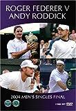 Wimbledon: 2004 Men's Final Federer Vs. Roddick [DVD] [Import]