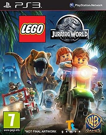 Lego Jurassic World Sony Playstation3 Amazon Es Videojuegos