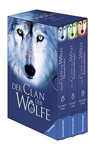 Der Clan Der Wölfe Band 1 3 Donnerherz Schattenkrieger