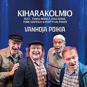 Vanhoja Poikia by Kiharakolmio on Amazon Music - Amazon com