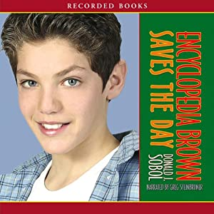 Encyclopedia Brown Saves the Day Audiobook