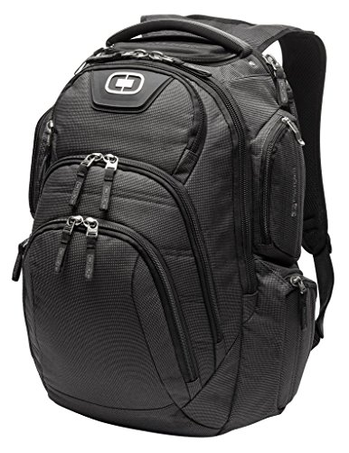 Ogio 411073 Surge RSS 15'' Laptop/Macbook Pro Black Backpack by OGIO