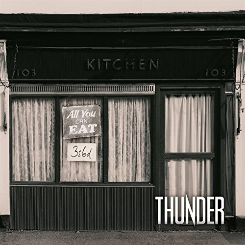Thunder-All You Can Eat-2CD-FLAC-2016-NBFLAC Download
