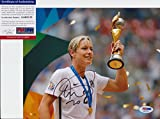 Abby Wambach Signed Autograph 8x10 Photo PSA/DNA COA #3