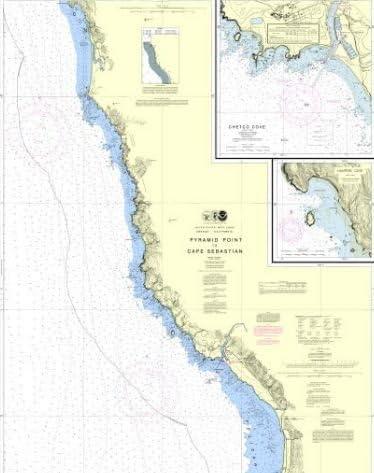 NOAA Chart 18602
