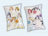 lovelive! School Idol Festival mega jumbo cushion whole set of 2