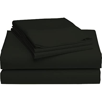 Amazon.com: Twin Extra Long 100% Cotton jersey Sheet Set   Soft