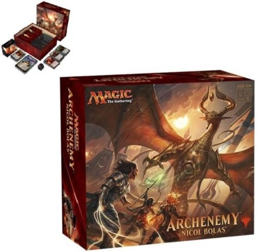 Magic: the Gathering MTG Archenemy Nicol Bolas Game Set