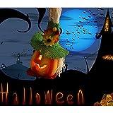 Halloween LED Pumpkin Night Light Home Garden Party Decoration Prop