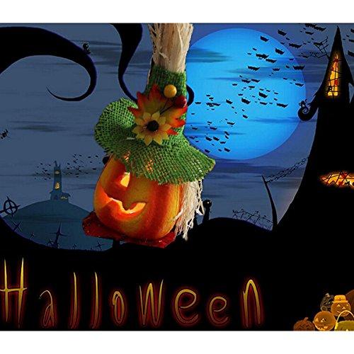 Halloween LED Pumpkin Night Light Home Garden Party Decoration Prop for $<!--$13.80-->