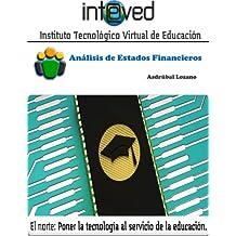 Análisis de Estados Financieros (Spanish Edition)