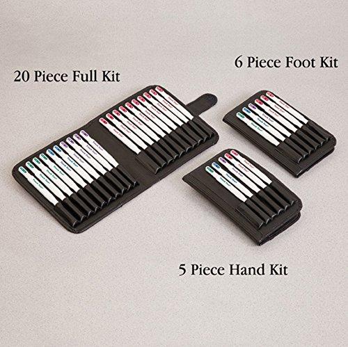 Semmes-Weinstein Monofilaments 5-piece Hand Kit